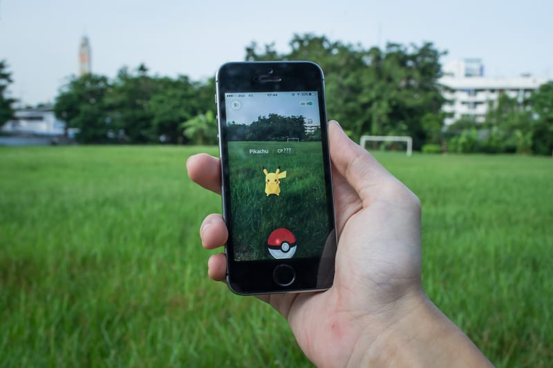 Pokémon GO Is Changing The Augmented Reality Game