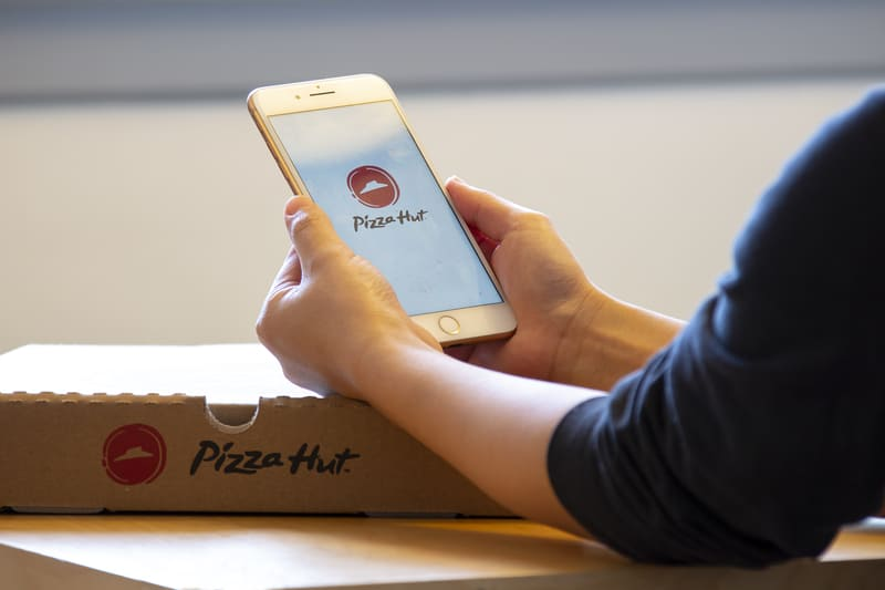 AR Brings A Classic Arcade Game To Your Pizza Box