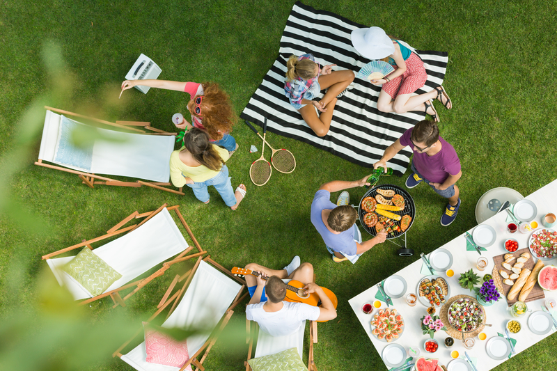 Throw A Surreal Summer Barbecue With These Augmented Reality Party Apps
