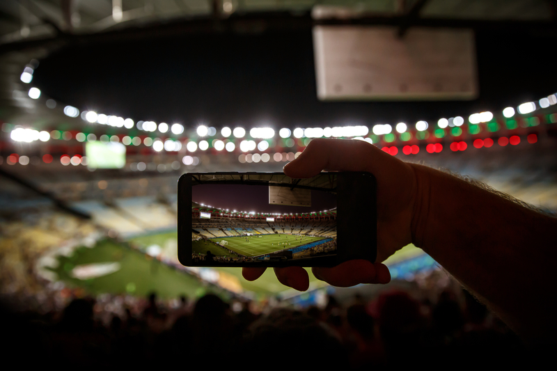 Augmented Reality Hits The Field With AR-Enhanced Sporting Events